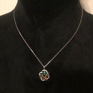 Jewelry - 💎 Necklace Emerald & Citrine 💎